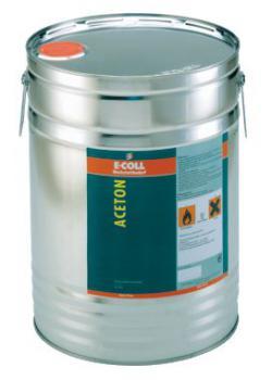 Asetoni - 1 litra / 30 litraa - E-Coll-