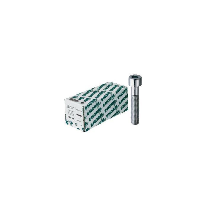 Tappo a vite - DIN 912-8,8 - zincato - 500 pezzi - E-NORMpro