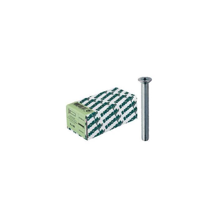 Senkkopfschraube - DIN 965 - Edelstahl - E-NORMpro - Preis per VE