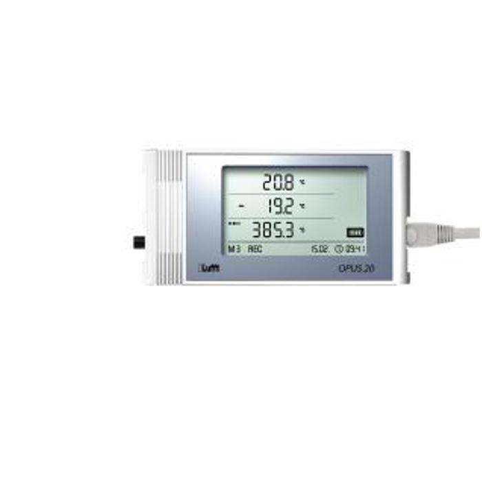 """LAN data logger """"Opus20 E"""" - for external sensors"""
