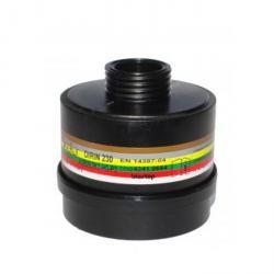 """Mehrbereichs-Kombinationsfilter """"DIRIN 230 A2B2E2K2 Hg-P3R D"""""""