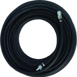 Druckluftschlauch - für Atemschutzgeräte - max. 10 bar - Länge 5 bis 40 m