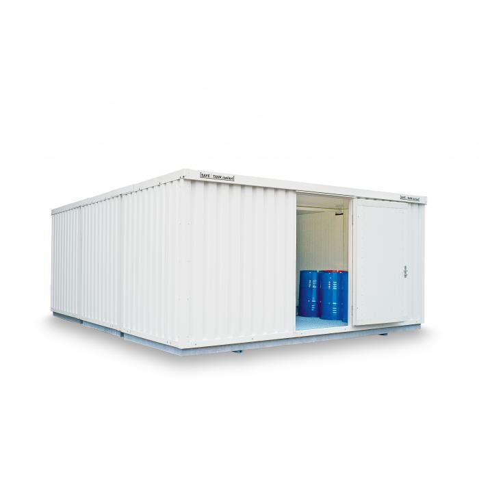 """Gefahrstoffcontainer """"SAFE Tank STI"""" - isoliert"""