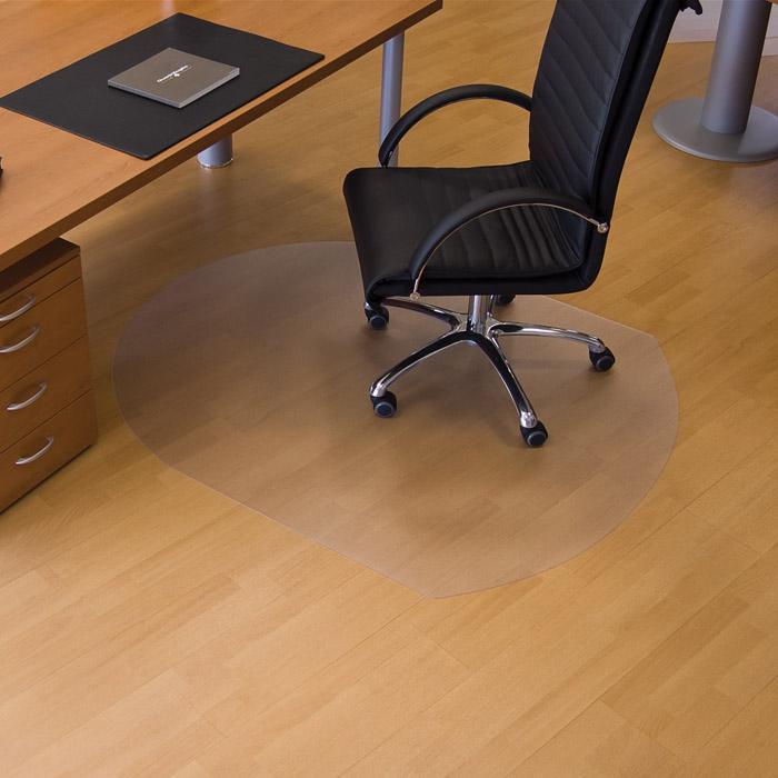 Golvmatta Ecogrip® - för hårda golv - genomskinlig