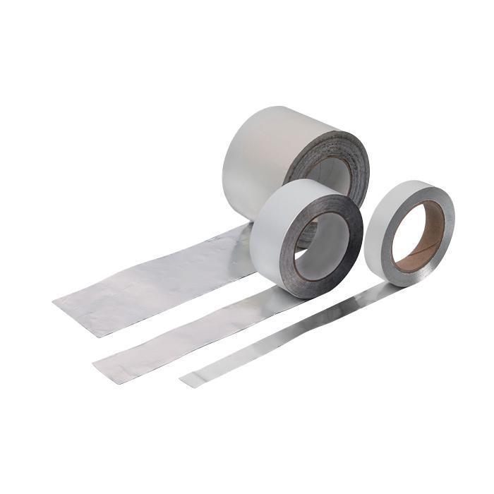 "Aluminiumklebeband ""AWX"" - All-Weather-Quality - Stärke 0,03 mm"