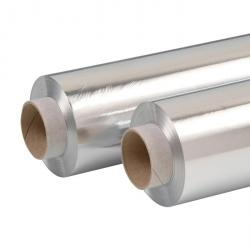 Aluminiumfolie - Tunn yta - Mjuk - Glatt