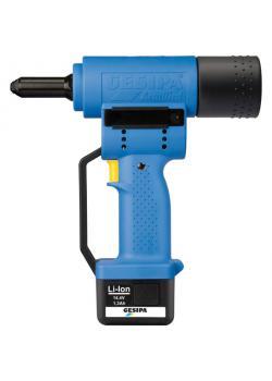 Blindnitsapparat AccuBird® - Kraft 10,000 N - Slag 20 mm