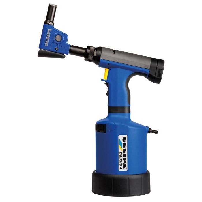 Schließringbolzengerät TAURUS® 4 SRB - mit Winkelkopf 90° compact