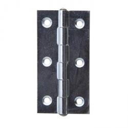 Scharnier - DIN 7955 A - geschlagen - schmal - 20 Stück
