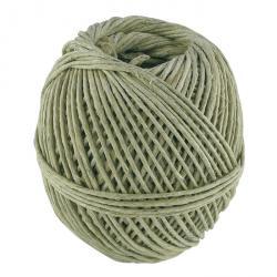 String - natur - bollar - Ø 2 - längd 100 m