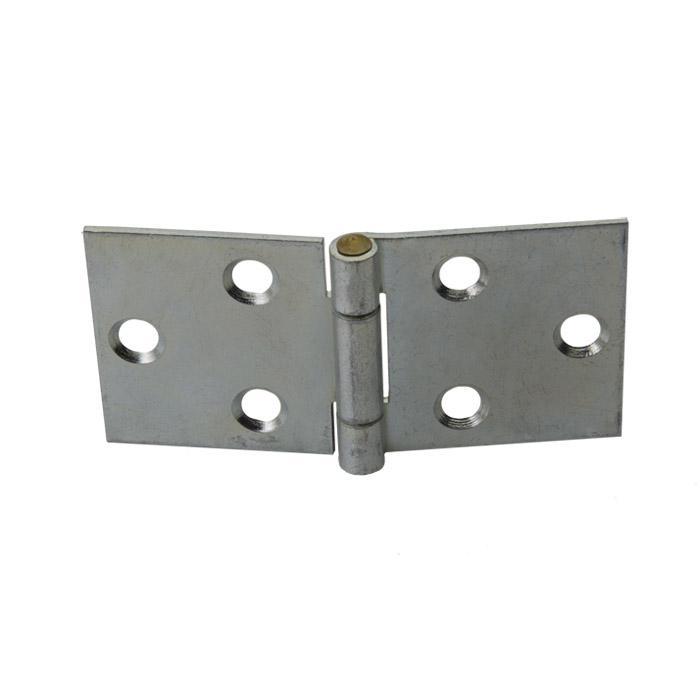 Scharnier - gerollt - stark - breit - VE 20 Stück - Preis per VE
