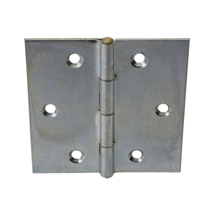 Scharnier - DIN 7955 C - geschlagen - käntig - Messing - Preis per VE
