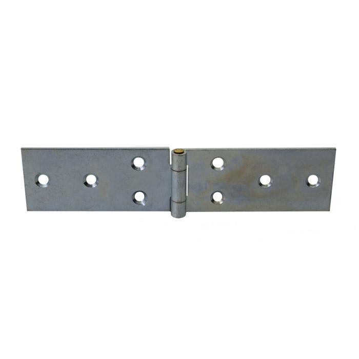 Tischband - DIN 7957 - rullade - bred - galvaniserad