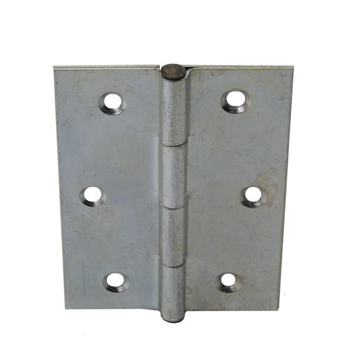 Scharnier - DIN 7955 B - geschlagen - halbbreit - Messing - VE 20 Stück - Preis per VE