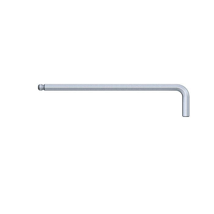 Wrench - Hexagon kuglehoved - lang - satin krom - Series 369