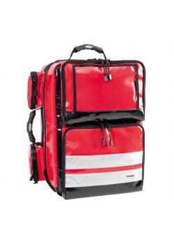 Notfallrucksack - PROFiL MOBIL - rot - ohne Inhalt