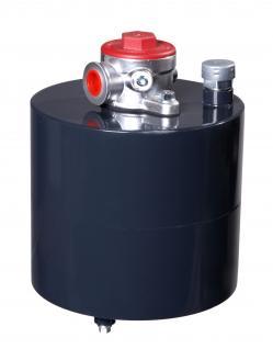 Oljebehållare för hydraulikanvändning - 5, 10, 15 liter