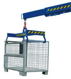 Gallerboxtravers - bärkraft 1000 kg - typ EGKT