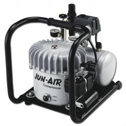 Jun-Air 6-4 Leiselaufkompressor - 32 l/min bei 8 bar