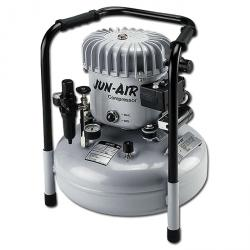 Jun-Air 6-15 Leiselaufkompressor - 32 l/min bei 8 bar