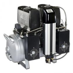 JUN-AIR Model sprężarki 2xOF1202-90B Q6 - 208 l / min