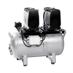 JUN-AIR Kompressor Modell 2xOF1202-90B - 260 l/min bei 8 bar
