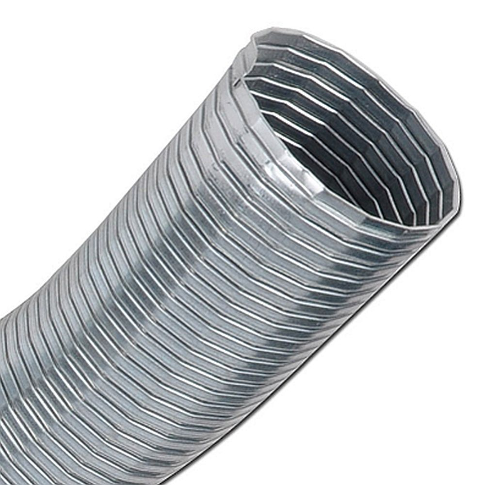 Metall Abgasschlauch - schwerentflammbar - Innen-Ø 20 bis 300 mm - Außen-Ø 24 bis 311 mm - Preis per Stück