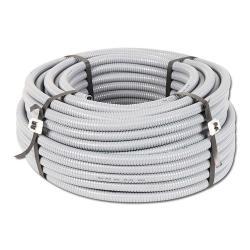 PVC Skyddsslang - gas - flexibel - inner-Ø 7 till 49 mm - 70°C