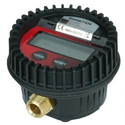 """Durchflussmesser E35 - bis 35 l/min - Betriebsdruck 100 bar - Anschluss 1/2"""" ode"""