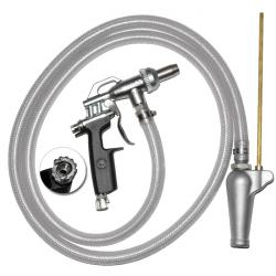 Blast Gun - Air Flow 500 l/min./7 bar Professional Version - With Steel Nozzle,