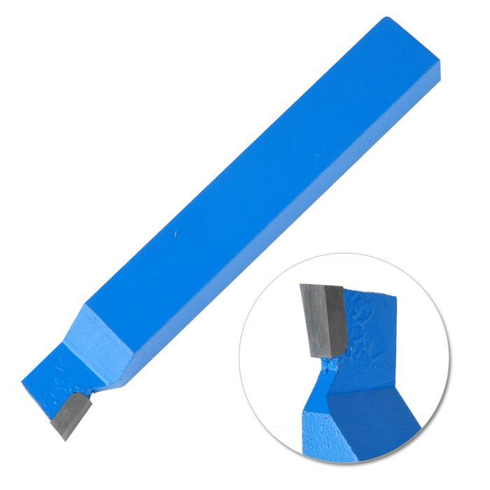 Svarvstål - stickstål - längd 100-170 mm - HM-sort P 25/30 höger