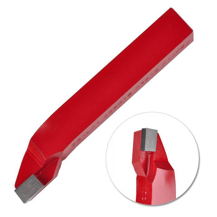 Svarvstål - sidor - HM-sort K 10/20 höger - längd 90-170 mm