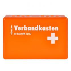"""Verbandkasten """"KIEL"""" - gefüllt - nach DIN 13157 - Kunststoff"""