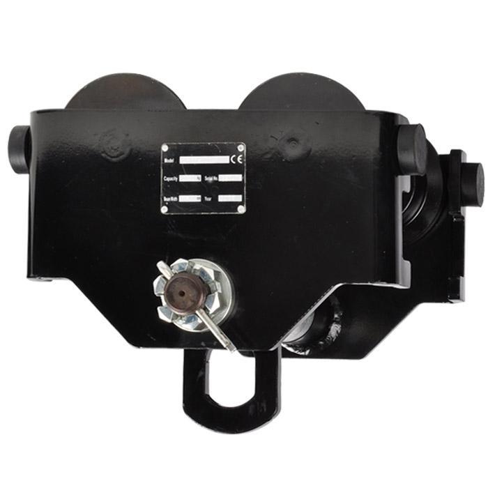 Laufkatzen - Tragkraft 0,5-5 t - Kurvenradius 0,8m-1,3m