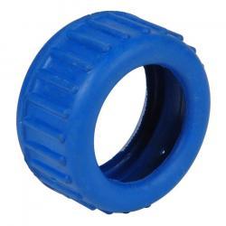 Restposten - Manometerschutzkappe - Ausführung Sauerstoff - Farbe blau
