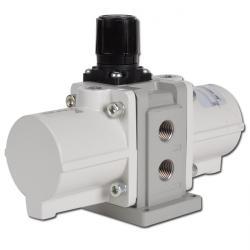 Druckübersetzer/-erhöher - bis max. 2600 l/min -