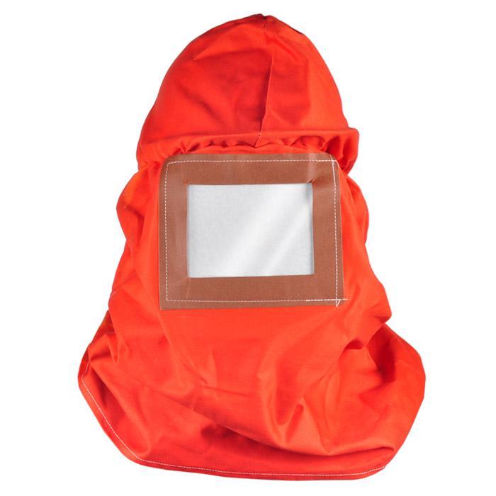 Cagoule de protection - pour le sablage à jet libre - version hobby c856843e26e1
