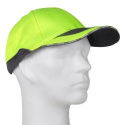 """Cappello ad alta visibilità """"Daniel"""" - 80% poliestere/20% cotone - colore giallo"""