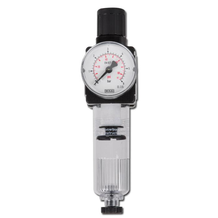 "Régulateur de pression Multifix - raccord G1/4"" - G3/8"" - 1600 l/min"
