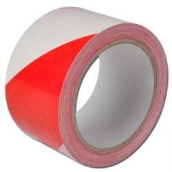 Ruban de signalisation - auto-adhésif - 60 mm x 66 m - PVC