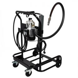 Mobil Oljestation - 220V - 12 bar - 550 Watt