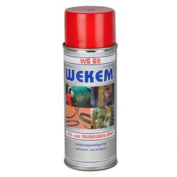"""Keil- und Treibriemen-Spray """"WS 68-400 """" - klar - 400 ml"""