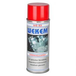 WS 83-400 Chrom-Alu-Spray - Spraydose 400 ml - Aerosol
