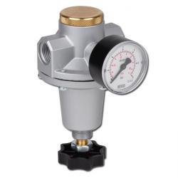 Soupape de limitation de pression - 2000 l/min - 0,05-10 bar - zinc  - filetage