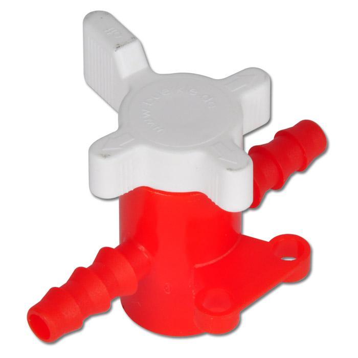 Schlauchventil - 2-Wege - Polyethylen - verschiedene Größen