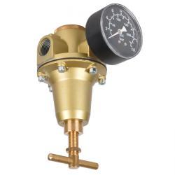 Druckregeler - 0,5 bis 10 bar - 90 bis -10ºC