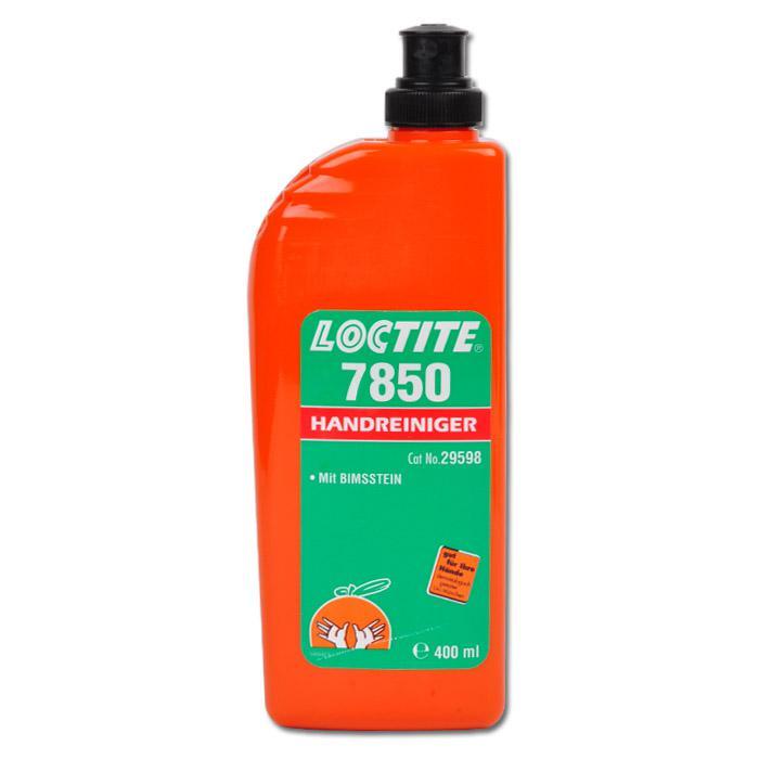 """Specjalistyczny środek do czyszczenia rąk """"Loctite 7850"""" - do ciężkich zabrudzeń 0,4 do 3 L"""