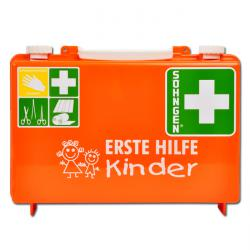 """Førstehjælpskasse """"QUICK-CD"""" Børnehave """"- fyldt - Plast"""