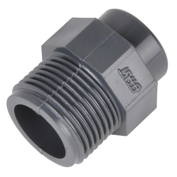 Favorit Reduziernippel - PVC-U (nur für Kunststoffgewinde) CD26