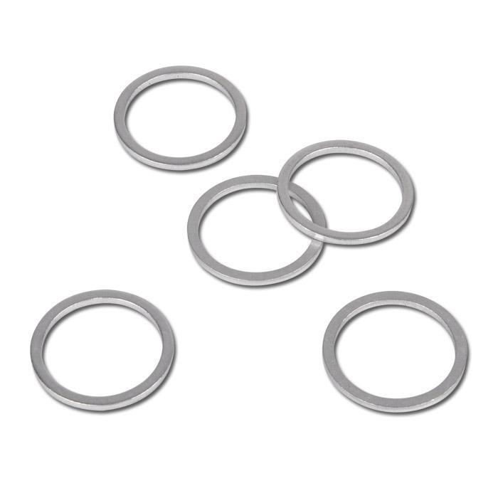 Packning i aluminium - DIN 7603A